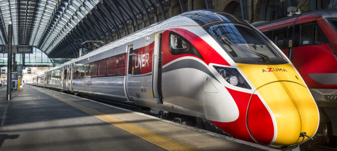 Win First class return tickets on LNER!